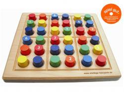 Sudoku Spiel als Geschenk für Kinder